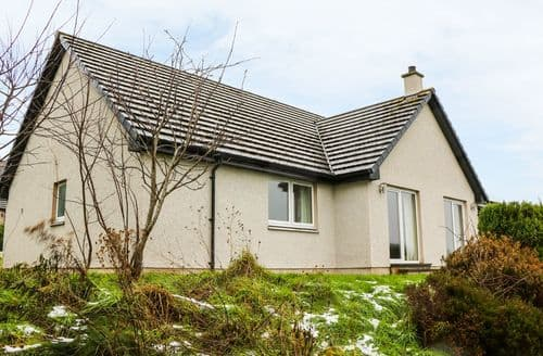 Big Cottages - Attractive Bonar Bridge Cottage S91134