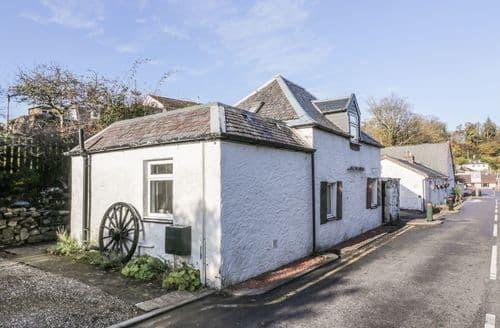 Last Minute Cottages - Exquisite Oban Cottage S88311