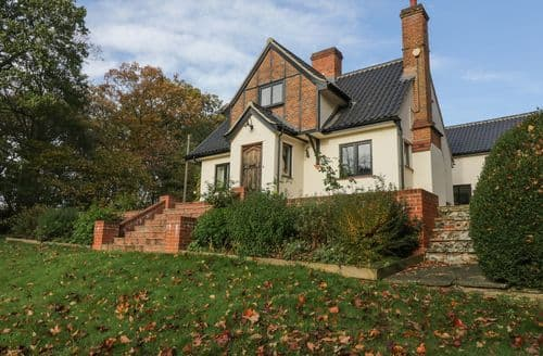 Last Minute Cottages - Cherry Tree Cottage