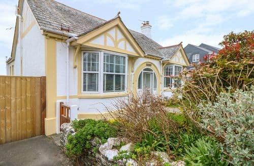 Last Minute Cottages - Superb Tintagel Cottage S98423