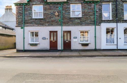 Dog Friendly Cottages - Luxury Keswick Cottage S89832