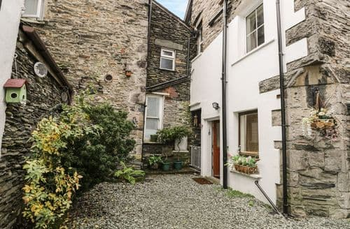 Last Minute Cottages - Charming Windermere Cottage S89854