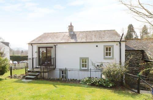 Dog Friendly Cottages - Luxury Keswick Cottage S89986