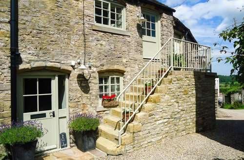 Last Minute Cottages - Adorable Middleham Cottage S90597