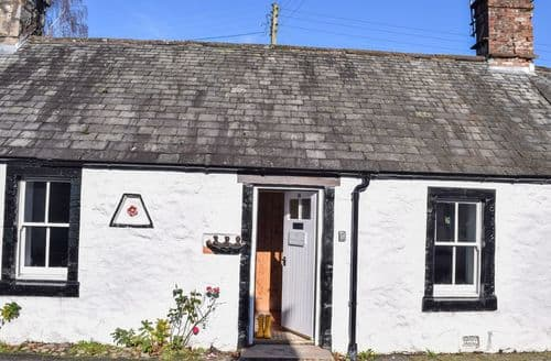 Last Minute Cottages - Delightful New Abbey Cottage S93786