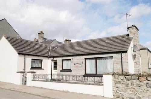 Last Minute Cottages - Quaint Grantown On Spey Cottage S101084