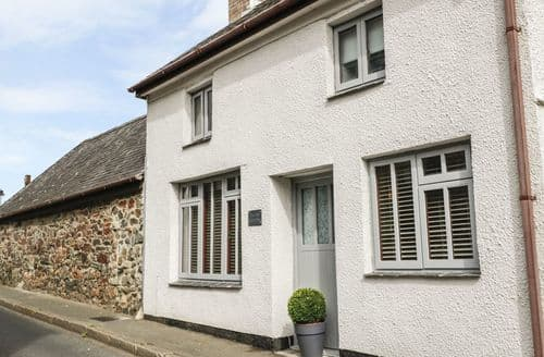Last Minute Cottages - Attractive Cornwood Cottage S122326