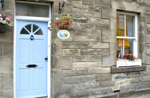 Last Minute Cottages - Cosy Amble Cottage S97081