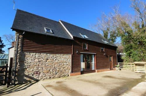 Last Minute Cottages - Delightful Norton Canon Cottage S94643