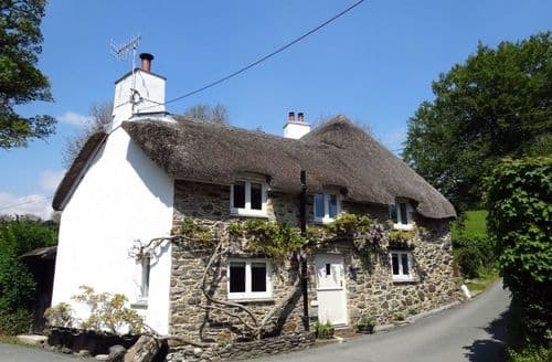 Last Minute Cottages - Gorgeous Buckfastleigh Cottage S95892