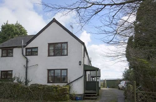 Last Minute Cottages - The Annexe, Higher Lydgate Farmhouse