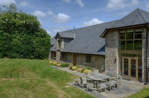 Last Minute Cottages - Gorgeous West Devon Cottage S96048