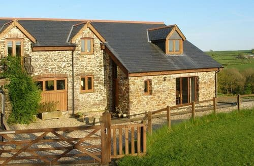 Last Minute Cottages - Excellent Crediton Cottage S96053