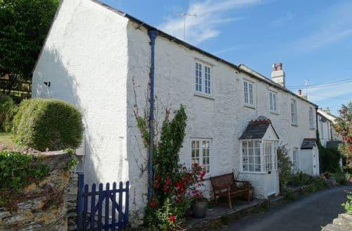 Last Minute Cottages - Splendid Noss Mayo Cottage S96085