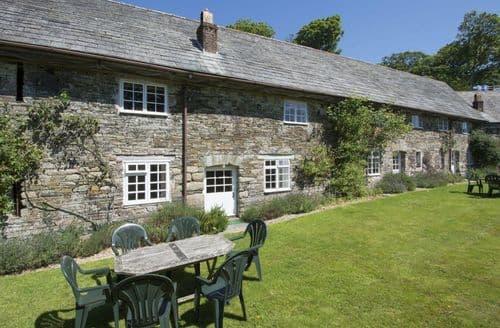 Last Minute Cottages - Luxury Cornwall Cottage S96475