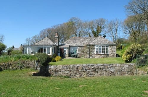 Last Minute Cottages - Stunning Cornwall Cottage S96170