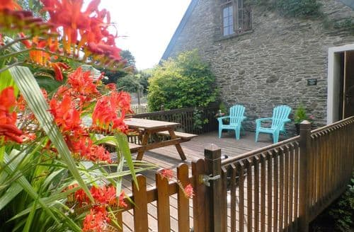 Last Minute Cottages - Tregonhawke Farm Apartment