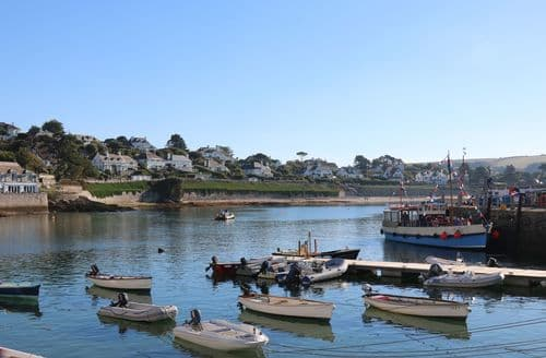Last Minute Cottages - Beautiful St. Mawes Cottage S96292