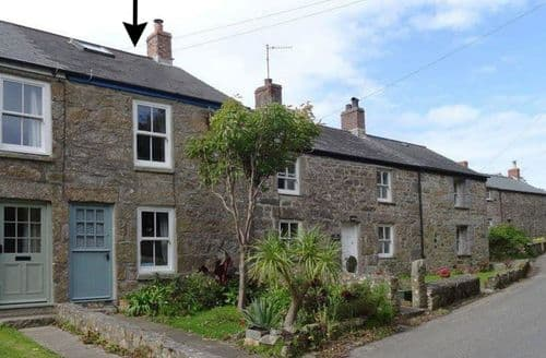 Last Minute Cottages - Captivating Ludgvan Cottage S96362