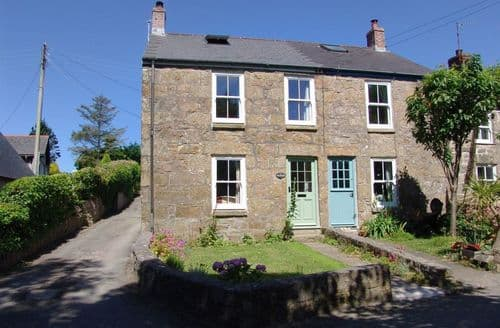 Last Minute Cottages - Splendid Ludgvan Cottage S96360