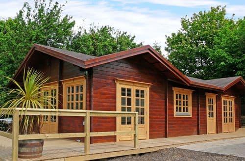 Last Minute Cottages - St Hilda's Lodge