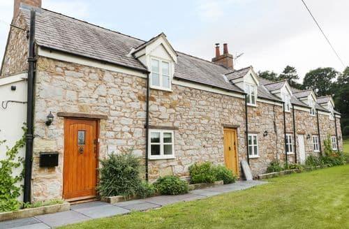 Last Minute Cottages - Quaint Mold Cottage S120591
