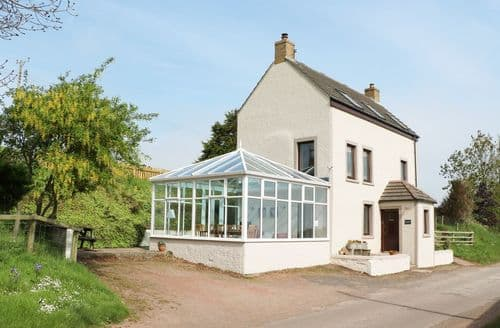 Last Minute Cottages - Stunning St. Abbs Cottage S96831