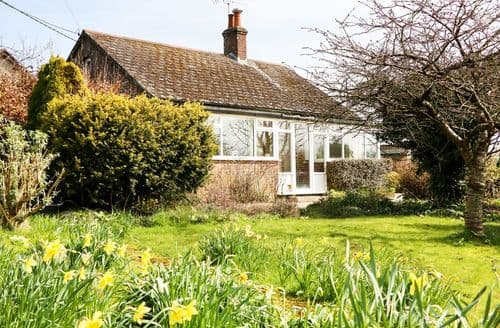 Last Minute Cottages - Beautiful West Knighton Cottage S97790