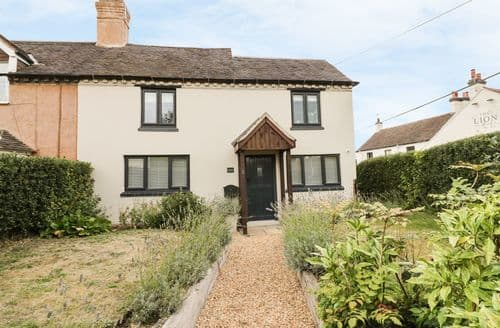Last Minute Cottages - Luxury Edgmond, Shropshire Cottage S123625