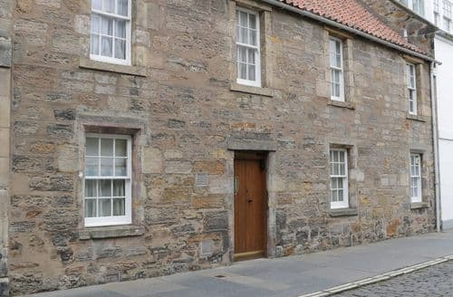 Big Cottages - Attractive St Andrews Cottage S100883