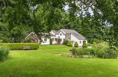 Last Minute Cottages - Wonderful Llansannan Cottage S121866