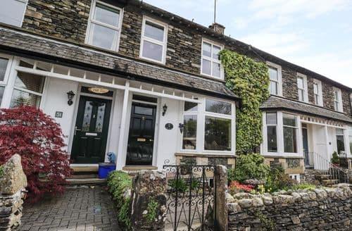 Big Cottages - Superb Windermere Cottage S105314