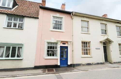 Last Minute Cottages - Lovely Axbridge Cottage S98484