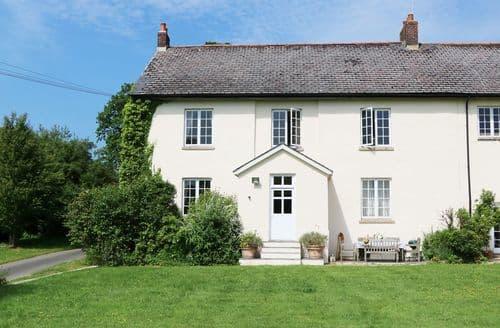 Last Minute Cottages - Gorgeous Modbury Cottage S98679