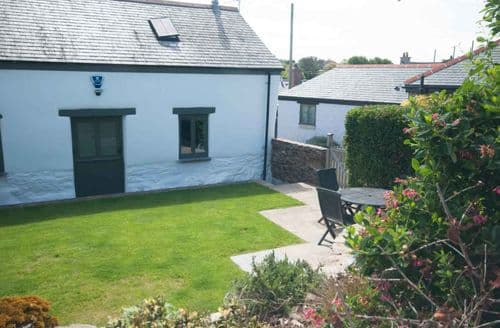Last Minute Cottages - Adorable Crantock Cottage S98554