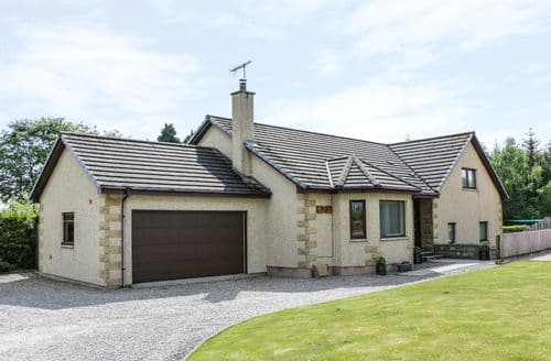 Last Minute Cottages - Splendid Muir Of Ord Cottage S126110