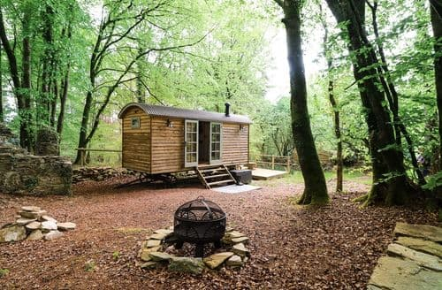 Last Minute Cottages - Rock View Shepherd's Hut