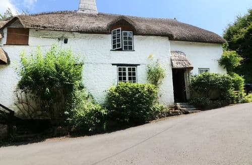 Last Minute Cottages - Inviting Bovey Tracey Cottage S113984