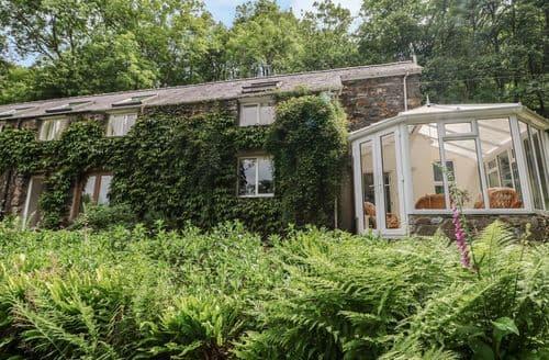 Big Cottages - Cosy Arthog Cottage S114659