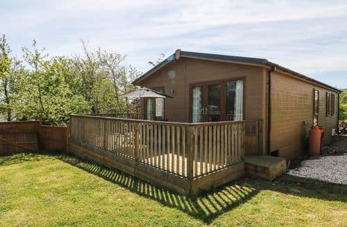 Last Minute Cottages - Craig Yr Eryr Lodge