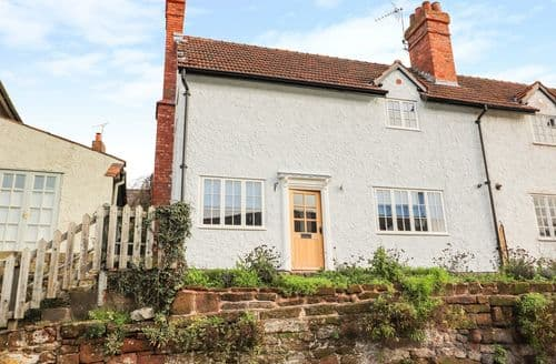 Last Minute Cottages - Charming Farndon Cottage S133811