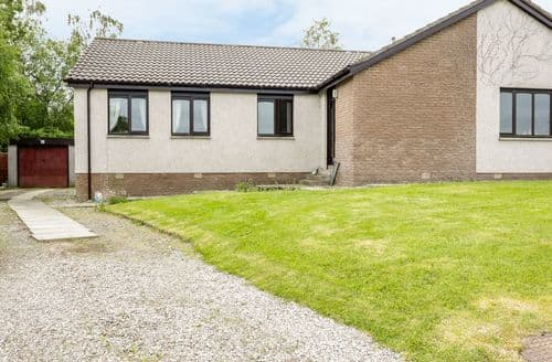 Last Minute Cottages - Gorgeous Kirkhill Cottage S103030