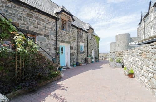 Last Minute Cottages - Stunning Harlech Cottage S114202
