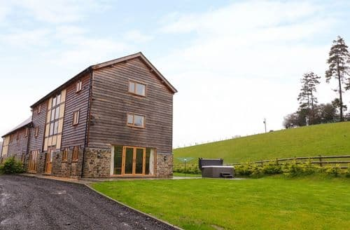 Last Minute Cottages - Splendid Knighton Cottage S128353