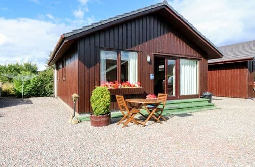 Last Minute Cottages - Ben Nevis Lodge