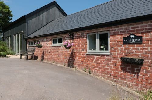 Last Minute Cottages - Inviting Llangrove Cottage S113969
