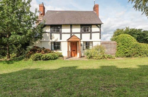 Last Minute Cottages - Notts House