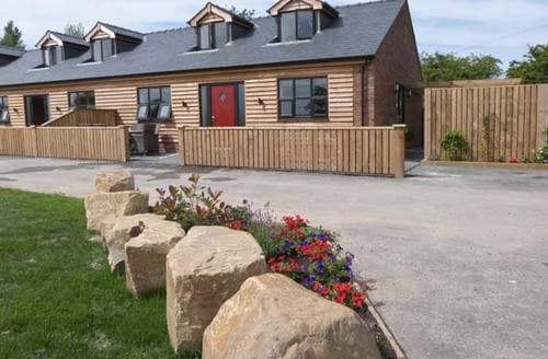 Big Cottages - Stunning Poulton Le Fylde Cottage S4174