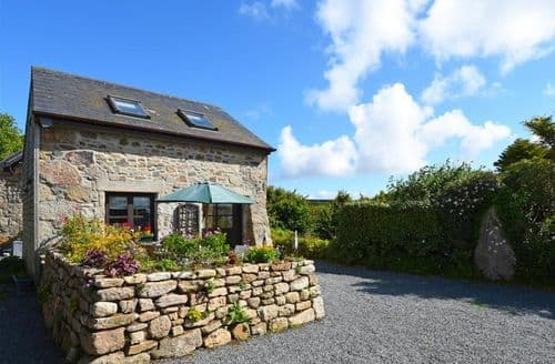 Last Minute Cottages - Adorable Crowlas Cottage S123189