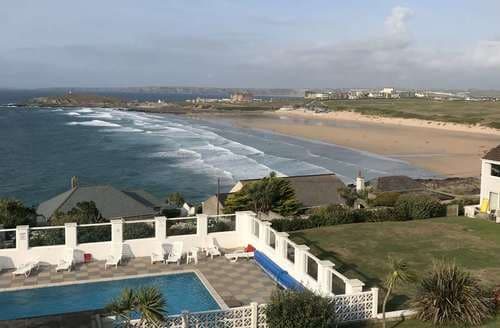 Last Minute Cottages - Beautiful Newquay Cottage S121248